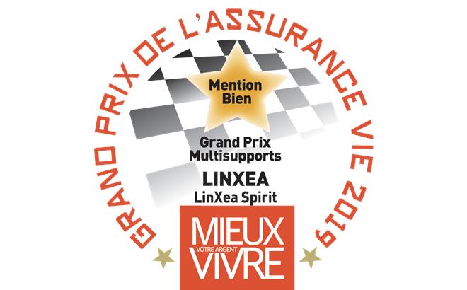 Grand Prix de l'assurance vie 2019