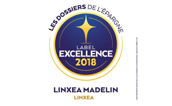 Label d'excellence 2018