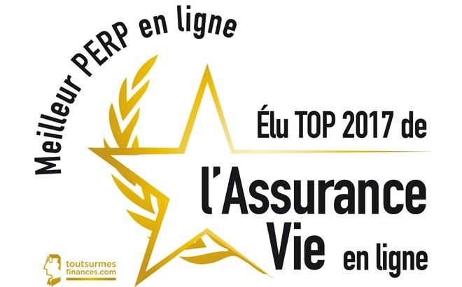TOP de l'Assurance vie en ligne 2017