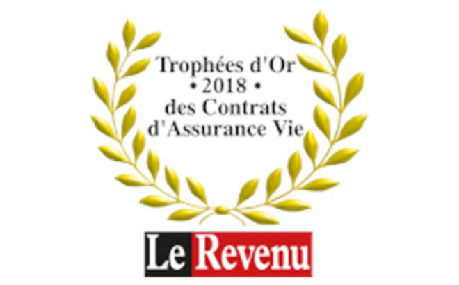 Trophée d'or 2018
