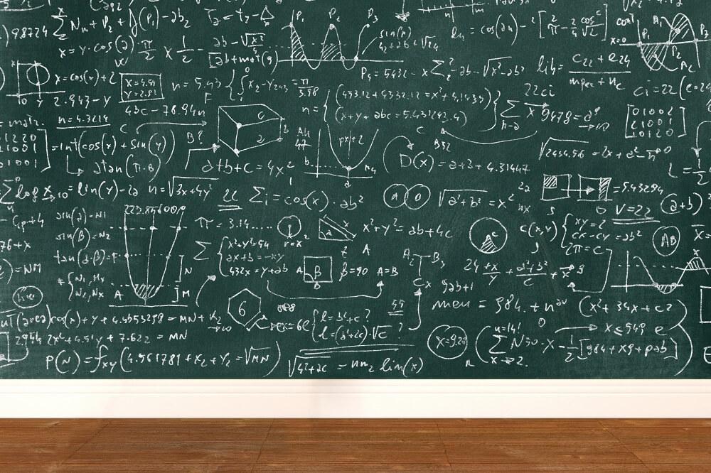 Formule mathématique compliquée