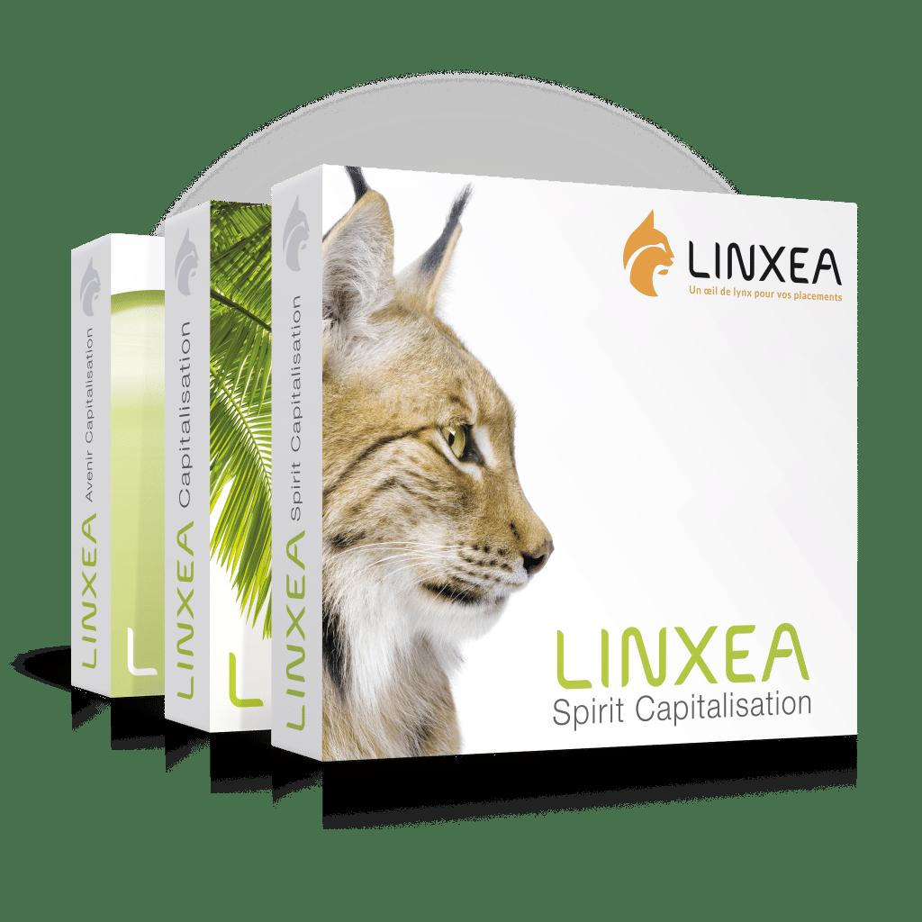 LINXEA contrats de capitalisation