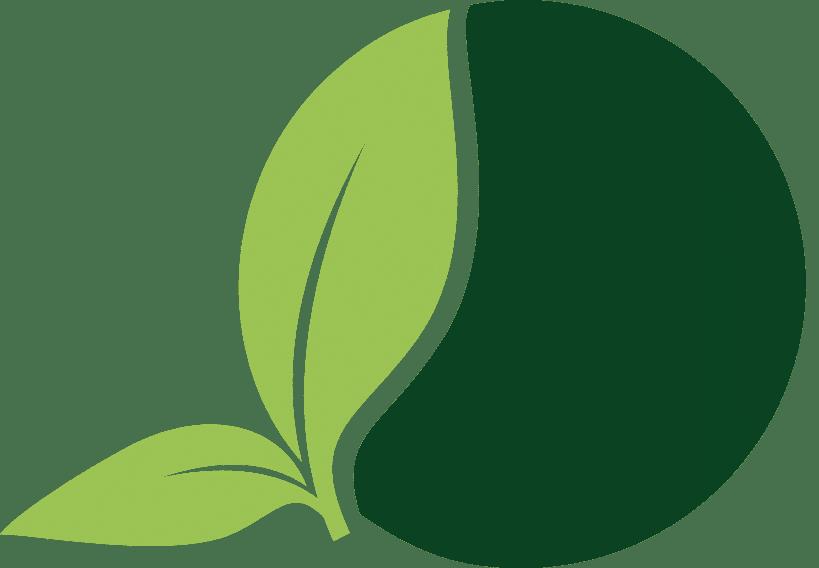 Label GREENFIN logo