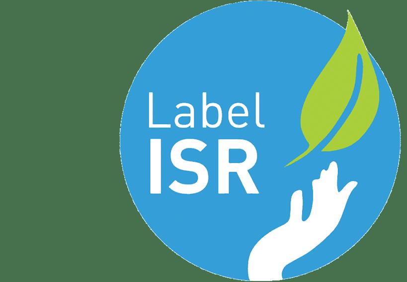 Label ISR logo