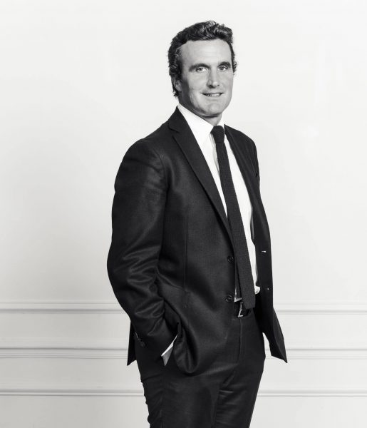 Antoine Delon - Président de LINXEA